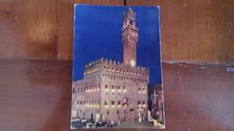 Florence - Palais Vieux La Nuit - Firenze
