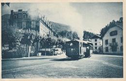 LE FAYET - Hôtel Terminus Et Le Chemin De Fer Du Mont-Blanc - France