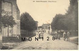 SAINT POMPAIN (79) - France