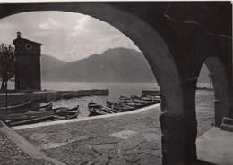 GARDA?-MALCESINE?-RIVA?-TORBOLE?-LAGO DI GARDA- CARTOLINA VERA FOTOGRAFIA-NON VIAGGIATA ANNO 1955-1960 - Verona