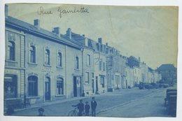 *rare* Hussigny-Godbrange - Rue Gambetta - Autres Communes