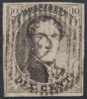 """Médaillon - N°3 Margé Obl D2 """"Amay"""". Superbe Centrage ! Luxe. - 1849-1850 Médaillons (3/5)"""