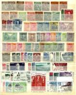 Mónaco Sellos Nuevos, Usados, Con Charnela Y Sin Goma - Collections, Lots & Series
