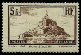 Francia Nº 260a Con Charnela - France