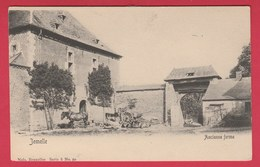 Jemelle - Ancienne Ferme ... Cheval , Attelage ( Voir Verso ) - Rochefort