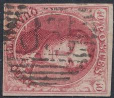 """Médaillon - N°5 Margé Obl P85 """"Namur"""". TB - 1849-1850 Médaillons (3/5)"""