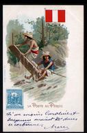 La Poste Au Perou - Postal Services