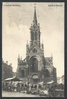 +++ CPA - Bruxelles - ST GILLES - SINT GILLIS - Eglise Et Marché - Market   // - St-Gillis - St-Gilles