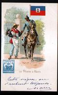 La Poste En Haiti - Postal Services