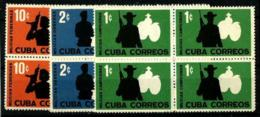 Cuba Nº 585/87 En Nuevo - Cuba