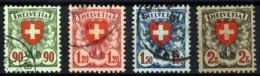 Suiza Nº 208a/11a En Usado - Usados