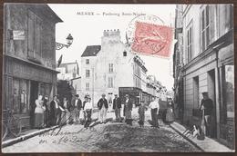 CP MEAUX Faubourg Saint-Nicolas - Meaux