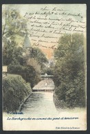 +++ CPA - TIRLEMONT - TIENEN - Le Borchgracht En Amont Du Pont D'Aendoren - Couleur 1904  // - Tienen