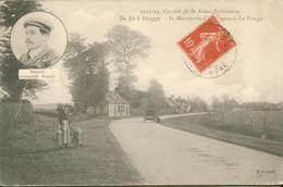 Circuit De La Seine Inférieure -  De Eu à Dieppe - St-Martin-en-Campagne - Le Virage (Edmond Automobile Renault) - France