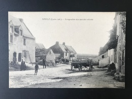 SAILLE - Perspective Des Marais Salants - Guérande