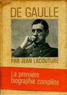 De Gaulle De Jean Lacouture (1969) - Livres, BD, Revues