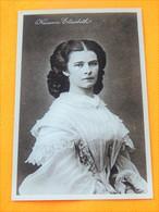 KAISERIN  ELISABETH - IMPERATRICE ELISABETH Dite SISSI - Familles Royales