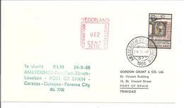 Postale Bijfrankering Postkantoor Amsterdam PR751 - Marcofilie - EMA (Print Machine)