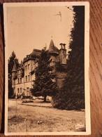 CPA, SARRAN - LE CHATEAU DE BITY, 19, La Corrèze Touristique, XVI ème Siècle, Style Renaissance, écrite En 1938, Timbres - Francia