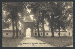 +++ CPA - BOUCHOUT LEZ ANVERS - BOECHOUT - Château - Entrée - Nels   // - Boechout