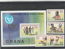 Ghana Disabled Health Medicine Set MNH - Handicap