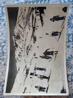 Sciatori In Gara Sull'Etna 1949 Cartolina VIAGGIATA 2 Segnatasse E Francobollo - Catania