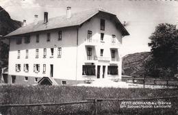 PETIT-BORNAND - LES GLIERES - HAUTE-SAVOIE - (74)  - CPSM DENTELÉE.. - Other Municipalities