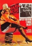 HARA KIRI - Qu'est Devenu L'Ange Bleu ? - Marlène Dietrich - Pin-Up - Femme Forte - Acteurs