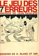 Le Jeu Des 7 Erreurs De H. Blanc (1963) - Books, Magazines, Comics