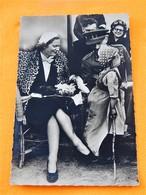 DE PANNE - LA PANNE -  Bezoek Van - Visite De   S.A.R.  La Princesse Joséphine Charlotte - Familles Royales