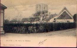 PAYS-BAS – SLUIS « St. Anne Ter Muiden »  - Uitg. A. V. Overbeeke, Terneuzen (1906) - Sluis