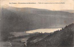 Gérardmer (88) - Excursions - Vallée De Longemer Prise De La Roche Du Diable - Frankreich