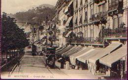 SUISSE – MONTREUX « Grande Rue » - Ed. LL - VD Vaud