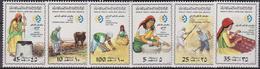 Libia Agricolture Fair Set MNH - Agricoltura