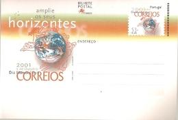 Portugal  ** & Postal Stationery, World Post Day 2001 (557) - Post