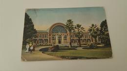 ANTIQUE POSTCARD PORTUGAL PORTO - PALACIO DE CRYSTAL CIRCULATED 1910 - Porto