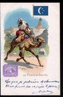 La Poste En Egypte - Postal Services