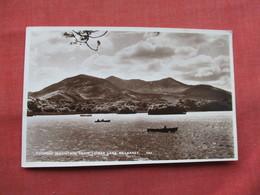 RPPC  Toomies Mountain From Lower Lake  Killarney  Has Stamps & Cancel      Ref  3485 - Ireland