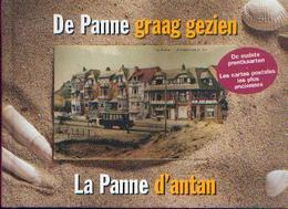 "«DE PANNE Graag Gezien – LA PANNE D'antan"" ANDRIES, J. & DEBAEKE, S. – Uitg. De Klaproos, Brugge (2002) - Livres"