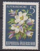 Österreich 1966 Nr.1214  ** Postfr. Alpenflora ( 8701) Günstige Versandkosten - 1961-70 Ungebraucht