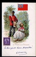 La Poste A La Trinidad - Poste & Facteurs
