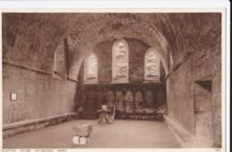 AN26 Chapter House, Dryburgh Abbey - Berwickshire