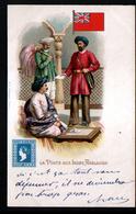La Poste Aux Indes Anglaises - Poste & Facteurs