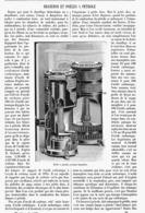 BRASEROS Et POELES à PETROLE  1901 - Sonstige