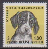 Österreich 1966 Nr.1208  ** Postfr. 120 Jahre Wiener Tierschutzverein ( 8702) Günstige Versandkosten - 1961-70 Ungebraucht