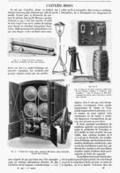 L'ACETYLENE DISSOUS 1901 - Sonstige