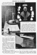 L'ECLAIRAGE Par Les MICROBES 1901 - Sonstige