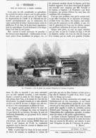 """LA """" VIVONNAISE """" ROUE De PLEINE EAU à GODETS SIPHOIDES  1901 - Sonstige"""