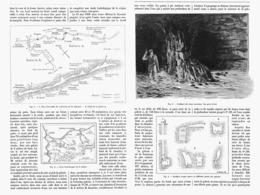 """LA RIVIERE SOUTERRAINE De  """" LA GUINAND  """" ( YONNE ) 1901 - Bourgogne"""