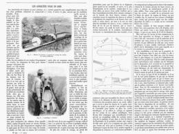 LES CONDUITES D'EAU En BOIS    1901 - Sonstige